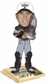 Buster Posey (San Francisco Giants) 2014 World Series Champ Newspaper Base Bobble Head (Champ Trophy/Hat/Catcher Gear) CLARKtoys.com Exclusive Forever #/300