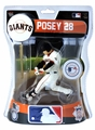 "Buster Posey (San Francisco Giants) 2017 MLB 6"" Figure Imports Dragon"