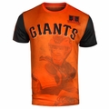 Buster Posey (San Francisco Giants) Watermark MLB Player Tee