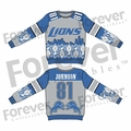 Calvin Johnson (Detroit Lions) NFL Ugly Player Sweater