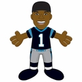 "Cam Newton (Black Jersey) (Carolina Panthers) 10"" NFL Player Plush Bleacher Creatures"