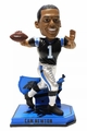 Cam Newton (Carolina Panthers) 2016 NFL Nation Bobble Head Forever Collectibles