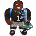 "Cam Newton (Carolina Panthers) 24"" NFL Plush Studds by Forever Collectibles and EA Sports Madden NFL 17 Ultimate Team Series 1 McFarlane Combo"