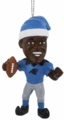 Cam Newton (Carolina Panthers) Forever Collectibles NFL Player Elf Ornament
