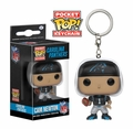 Cam Newton (Carolina Panthers) NFL Funko Pop! Keychain