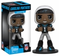 Cam Newton (Carolina Panthers) NFL Funko Wacky Wobbler