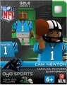 Cam Newton (Carolina Panthers) NFL OYO G2 Sportstoys Minifigures