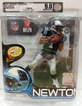 Cam Newton (Carolina Panthers) NFL Series 31 McFarlane AFA GRADED U9.0