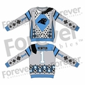 Cam Newton (Carolina Panthers) NFL Ugly Player Sweater