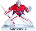 "Carey Price (Montreal Canadiens) 2015 NHL 6"" Figure Imports Dragon Wave 1"