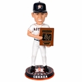 Carlos Correa (Houston Astros) 2015 MLB Awards (A.L. Rookie of the Year) Trophy Bobble Head Forever Collectibles