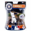 "Carlos Correa (Houston Astros) 2016 MLB 6"" Figure Imports Dragon"