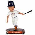 Carlos Correa (Houston Astros) 2017 MLB Headline Bobble Head by Forever Collectibles