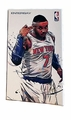 "Carmelo Anthony (New York Knicks) 1/9th Scale 8"" Action Figure Enterbay"