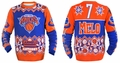 Carmelo Anthony (New York Knicks) NBA Ugly Player Sweater