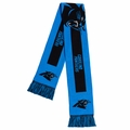 Carolina Panthers 2016 NFL Big Logo Scarf By Forever Collectibles