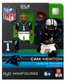 Carolina Panthers OYO Minifigures