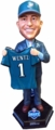 Carson Wentz (Philadelphia Eagles) 2016 Draft Day Bobble Head Forever Collectibles
