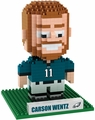 Carson Wentz (Philadelphia Eagles) NFL 3D Player BRXLZ Puzzle By Forever Collectibles