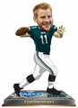 Carson Wentz (Philadelphia Eagles) NFL Class of 2016 Rookie Bobble Head by Forever Collectibles