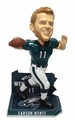 Carson Wentz (Philadelphia Eagles) Wentzylvania 2016 NFL Bobble Head by Forever Collectibles