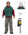 "Chainsaw Clark (National Lampoon's Christmas Vacation) 8"" Clothed Figure by NECA"