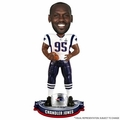 Chandler Jones (New England Patriots) Super Bowl XLIX Champ NFL Bobble Head Forever Collectibles