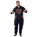 Chicago Bears Adult One-Piece NFL Klew Suit