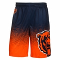Chicago Bears NFL 2016 Gradient Polyester Shorts By Forever Collectibles