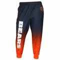 Chicago Bears NFL Polyester Gradient Men's Jogger Pant by Klew