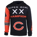 Chicago Bears NFL Super Bowl Commemorative Hoody