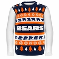 Chicago Bears NFL Ugly Sweater Wordmark