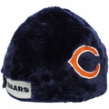 Chicago Bears Plush Cozy Helmet Hat by Forever Collectibles