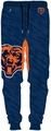 Chicago Bears NFL Polyester Mens Jogger Pant by Forever Collectibles