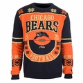 Chicago Bears Retro Cotton Sweater by Klew