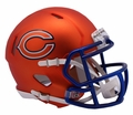 Chicago Bears Riddell Blaze Alternate Speed Mini Helmet