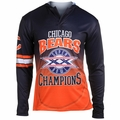 Chicago Bears Super Bowl XX Champions Poly Hoody Tee