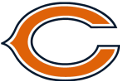 Chicago Bears Vintage NFL Wooden Sign