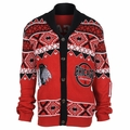 Chicago Blackhawks 2015 NHL Ugly Cardigan