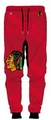 Chicago Blackhawks NHL Polyester Mens Jogger Pant by Forever Collectibles