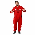 Chicago Bulls Adult One-Piece NBA Klew Suit