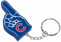 Chicago Cubs #1 Foam Finger Keychain