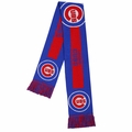 Chicago Cubs 2016 MLB Big Logo Scarf By Forever Collectibles