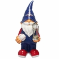 Chicago Cubs 2016 World Series Champions Ball and Trophy Gnome