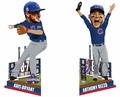 Kris Bryant/Anthony Rizzo Chicago Cubs 2016 World Series Champions Final Out Set (2)
