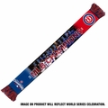 Chicago Cubs 2016 World Series Champions Printed Photo Scarf