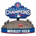 Chicago Cubs 2016 World Series Champions Replica Stadium