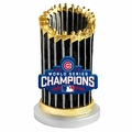 Chicago Cubs 2016 World Series Champions Trophy Paperweight