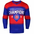 Chicago Cubs 2016 World Series Champions Crew Neck Sweater