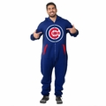 Chicago Cubs Adult One-Piece MLB Klew Suit